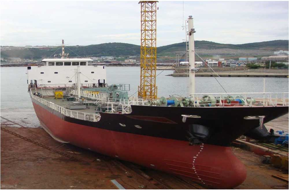 RESALE - 1200DWT DH DB OIL TANKER(SDM-TK-031)